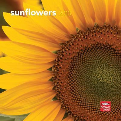 Sunflowers - 2013 Mini Calendar