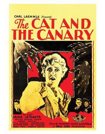 The Cat And The Canary - 1927 III