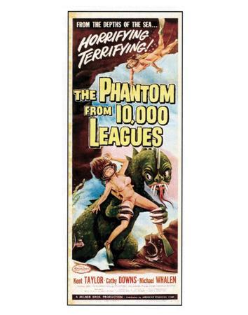 The Phantom From 10,000 Leagues - 1955 II