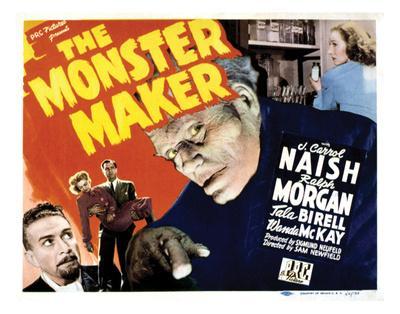 The Monster Maker - 1944