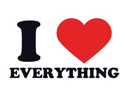I Heart Everything