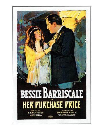 Her Purchase Price - 1919