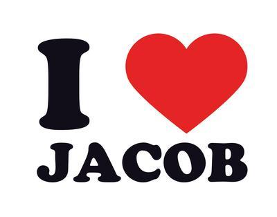 I Heart Jacob