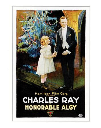 The Honorable Algy - 1916