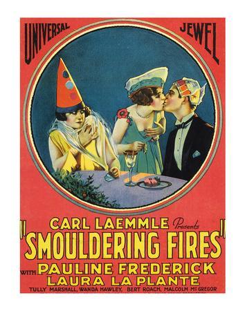 Smouldering Fires - 1925