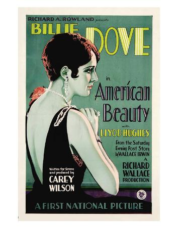 The American Beauty - 1927