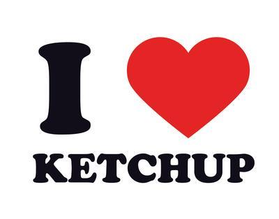 I Heart Ketchup