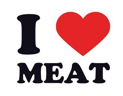 I Heart Meat