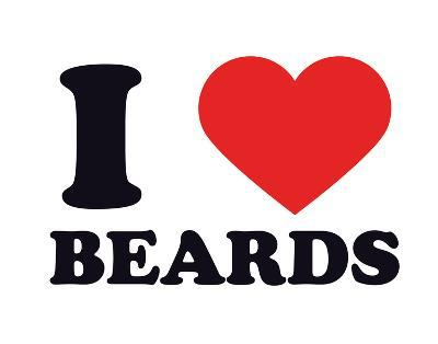 I Heart Beards