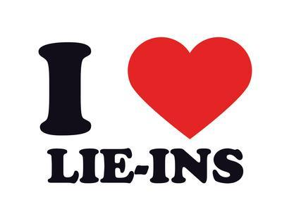 I Heart Lie-Ins