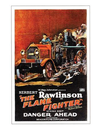The Flame Fighter - 1925 II