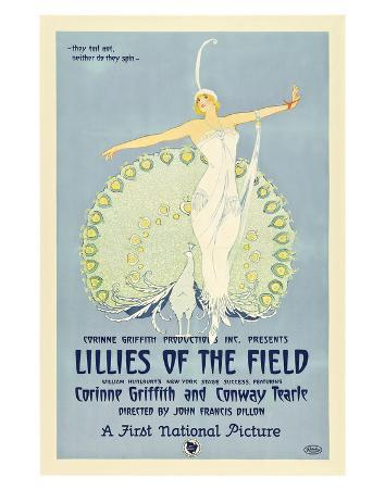 Lillies Of The Field - 1924