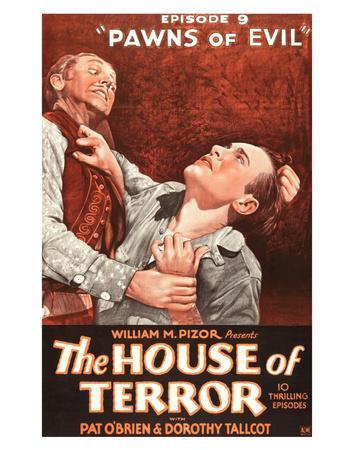 The House Of Terror - 1928