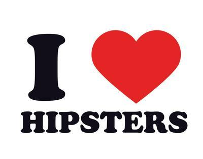 I Heart Hipsters