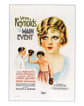 The Main Event - 1927