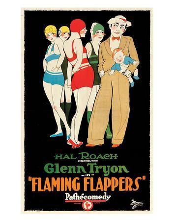 Flaming Flappers - 1925