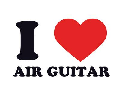 I Heart Air Guitar