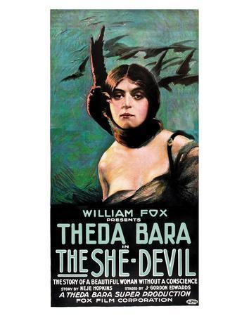 The She Devil - 1918