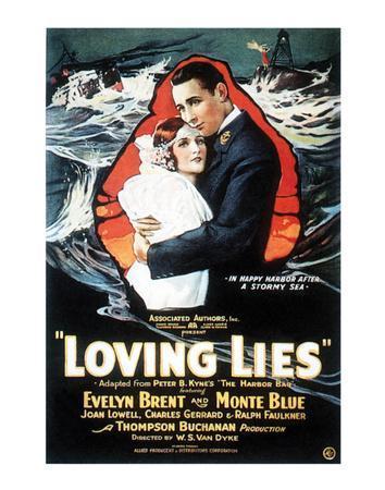 Loving Lies - 1924