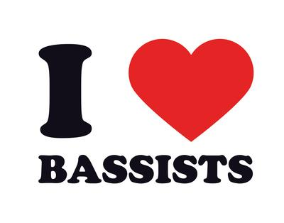 I Heart Bassists