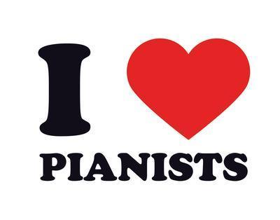 I Heart Pianists