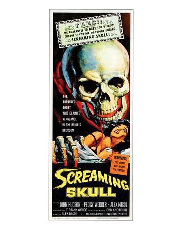 The Screaming Skull - 1958