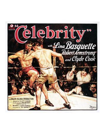 Celebrity - 1928