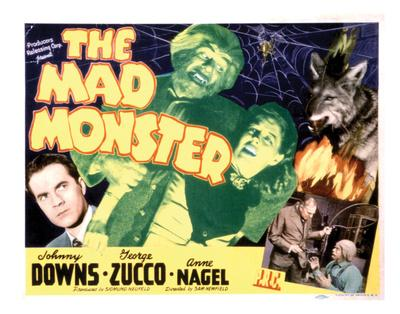 The Mad Monster - 1942 II