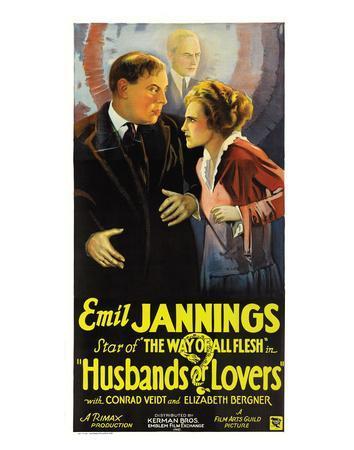 Husbands Or Lovers - 1924 II