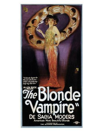 The Blonde Vampire - 1922