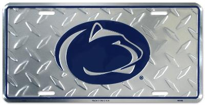 Penn State Diamond License Plate