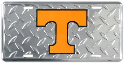 Tenessee Volunteers Diamond License Plate
