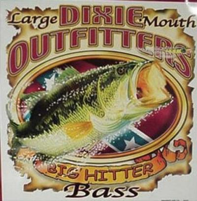 Dixie Outfitters Fishing Big Hitter Bass