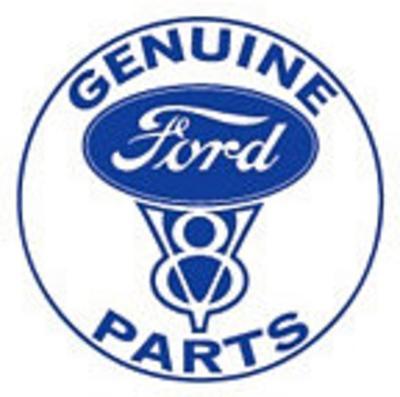 Ford Genuine Parts V-8 Car Round