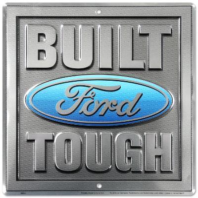Build Ford Tough Truck Square