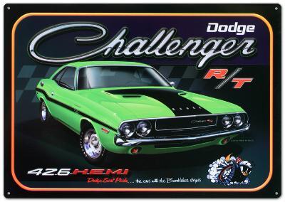 Dodge Challenger 426 Hemi R/T Car