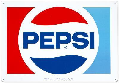 Pepsi Cola Classic 1970 Logo