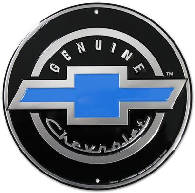 Genuine Chevrolet Chevy Round