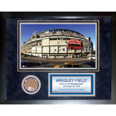 Cubs- Wrigley Field 2010 Mini Dirt Collage