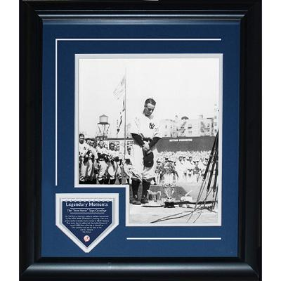 Lou Gehrig Legendary Moment Collage (unsigned)