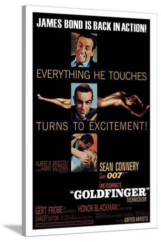 Goldfinger-Excitement