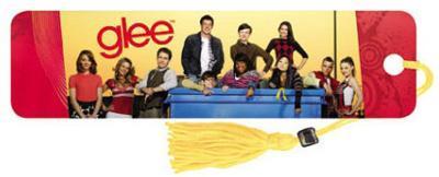 Glee Group TV Beaded Bookmark