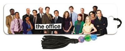 The Office Group TV Beaded Bookmark