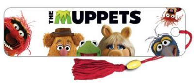 The Muppets Movie Group Collector's Beaded Bookmark