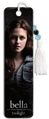 Twilight Movie Bella Beaded Bookmark