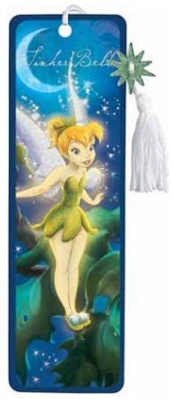 Tinker Bell Fairy Bookmark