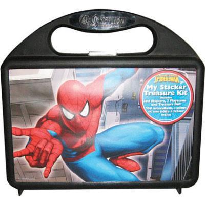 Spider-Man Stickers Set 2