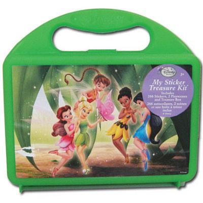 Disney Fairies Stickers Set 2