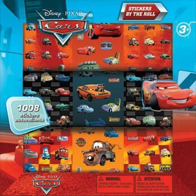 Cars Movie Stickers Set