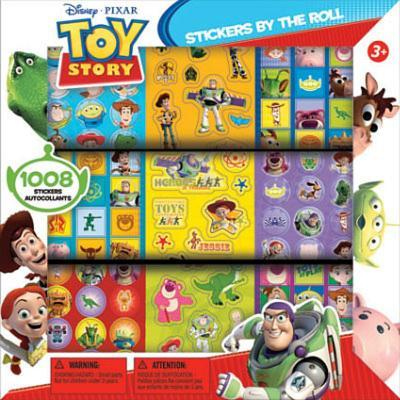 Toy Story 3 Movie Stickers Set